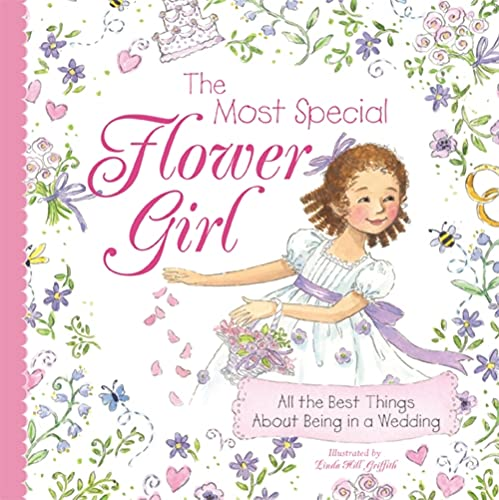 The Most Special Flower Girl from Sourcebooks, Inc