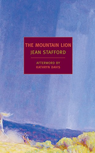 The Mountain Lion (New York Review Books Classics) from New York Review of Books