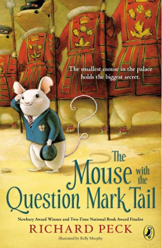 The Mouse with the Question Mark Tail from Puffin Books