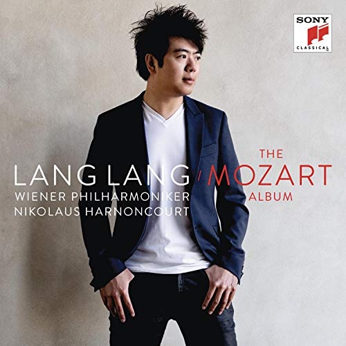 The Mozart Album from SONY CLASSICAL