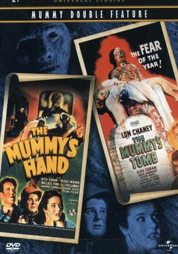 The Mummy's Hand / The Mummy's Tomb [DVD] [Region 1] [US Import] [NTSC] from Universal Home Video