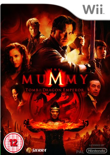 The Mummy: Tomb of the Dragon Emperor (Wii) from Activision Blizzard