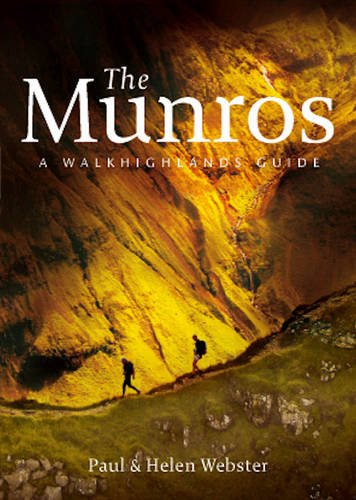 The Munros: A Walkhighlands Guide from Pocket Mountains Ltd