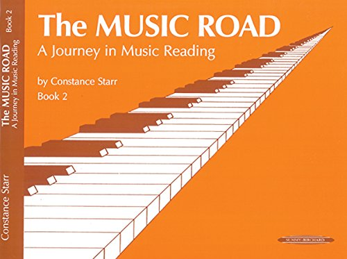The Music Road, Bk 2: A Journey in Music Reading (Suzuki Piano Reference) from Alfred Music