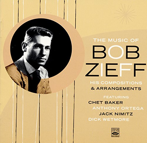 The Music of Bob Zieff (2CD) from FRESH SOUND