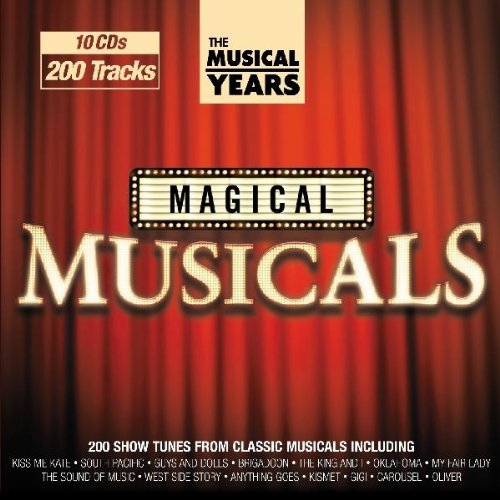 The Musical Years - Musical Favourites