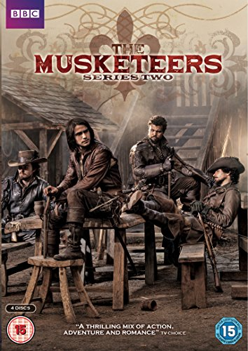 The Musketeers - Series 2 [DVD] from BBC