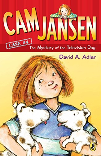 The Mystery of the Television Dog: 04 (Cam Jansen) from Puffin Books