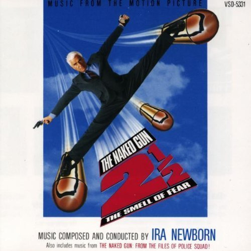 The Naked Gun  2 1/2 (OST)