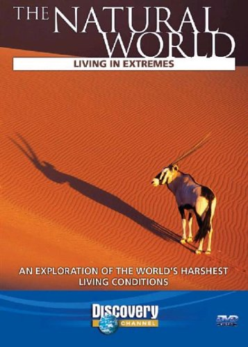 The Nature & Science - Living In Extremes [DVD] from Discovery Channel
