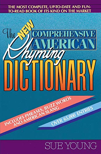 The New Comprehensive American Rhyming Dictionary from Avon Books