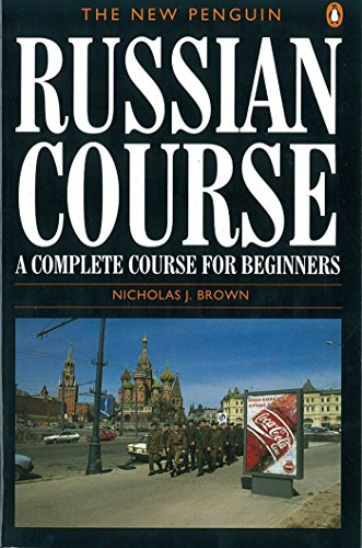 The New Penguin Russian Course: A Complete Course for Beginners (Penguin Handbooks) from Penguin