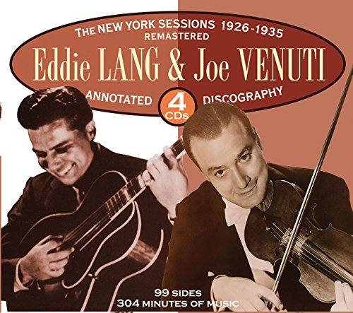 The New York Sessions 1926-1935 from JSP