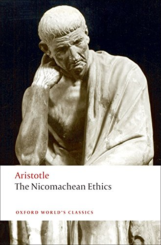 The Nicomachean Ethics n/e (Oxford World's Classics) from OUP Oxford