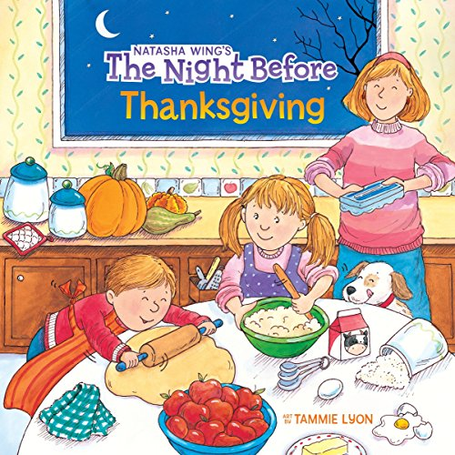 The Night Before Thanksgiving (Reading Railroad Books) from Grosset & Dunlap