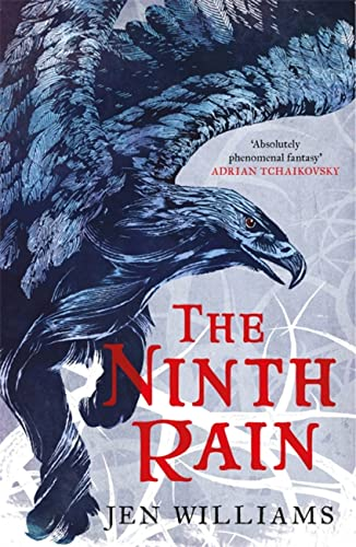 The Ninth Rain (The Winnowing Flame Trilogy 1): shortlisted for a British Fantasy Award 2018 from Headline