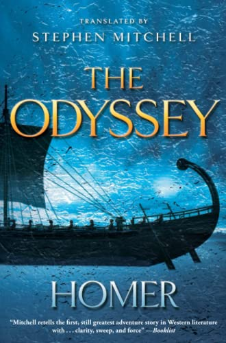The Odyssey: (the Stephen Mitchell Translation) from Atria Books
