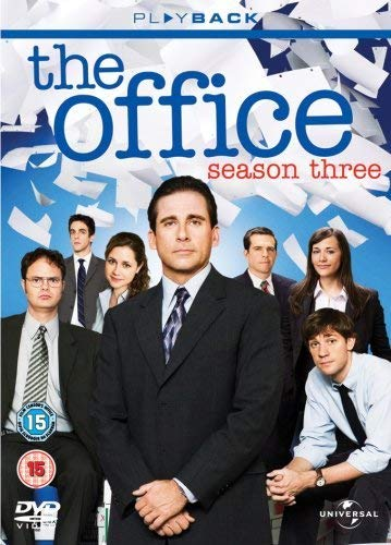 The Office - An American Workplace - Complete Season 3 [DVD] from Universal/Playback