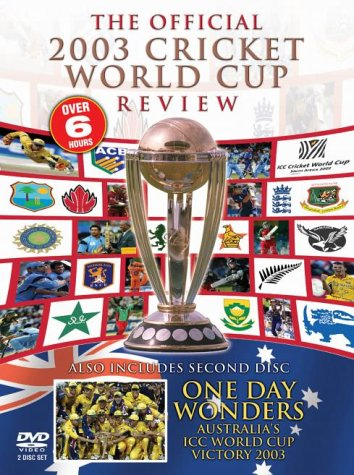 The Official 2003 Cricket World Cup Review [NTSC] [DVD] [2003] from Fremantle Home Entertainment