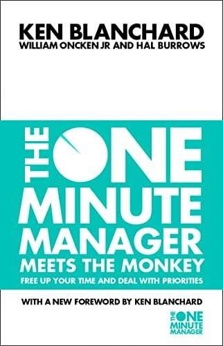 The One Minute Manager Meets the Monkey from HarperCollins
