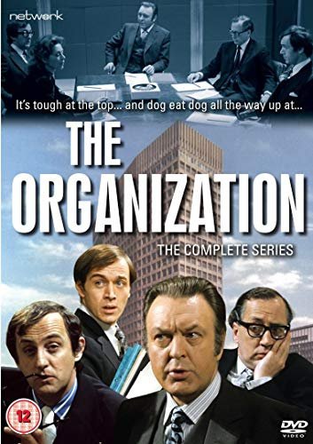 The Organization - The Complete Series [DVD] from Network
