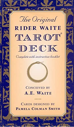 The Original Rider Waite Tarot Deck from Something Different