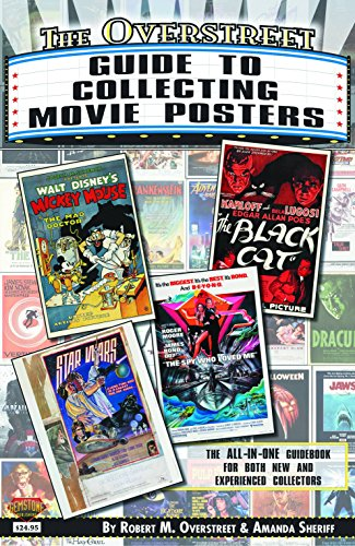 The Overstreet Guide To Collecting Movie Posters (Overstreet Guide to Collecting SC) from Gemstone Publishing
