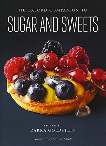 The Oxford Companion to Sugar and Sweets (Oxford Companions) from OUP USA