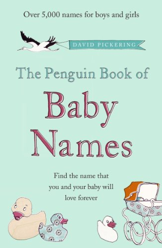 The Penguin Book of Baby Names from Penguin