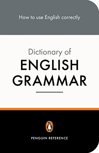 The Penguin Dictionary of English Grammar (Penguin Reference Books) from Penguin