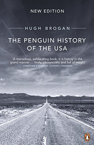 The Penguin History of the United States of America from Penguin Books Ltd