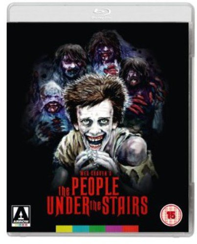 The People Under The Stairs [Blu-ray] from Arrow Video