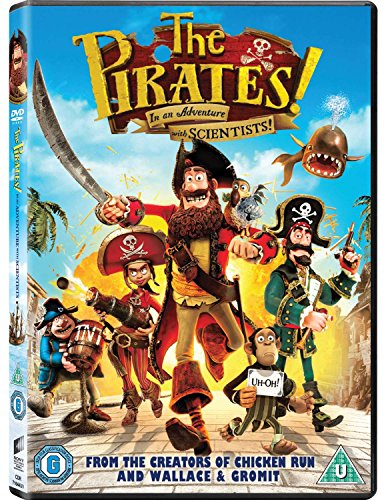 The Pirates! In an Adventure with Scientists [DVD] [2012] from Sony
