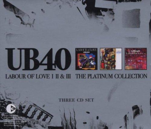 The Platinum Collection - Labour Of Love I, II & III