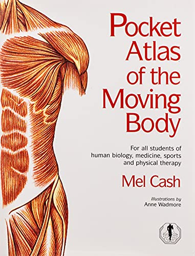 The Pocket Atlas Of The Moving Body from Ebury Press