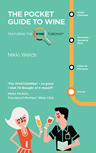The Pocket Guide to Wine: Featuring the Wine Tube Map (Birlinn Pocket Guides) from Birlinn Ltd
