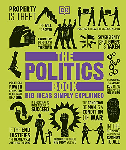 The Politics Book from DK