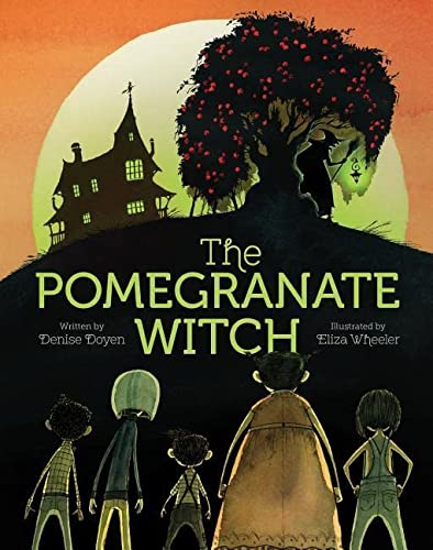 Pomegranate Witch from Chronicle Books