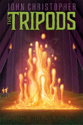 The Pool of Fire: 03 (Tripods (Paperback)) from Aladdin Paperbacks