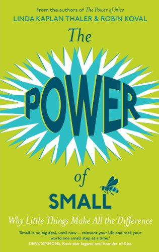 The Power of Small from Virgin Books