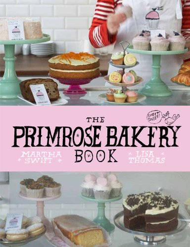 The Primrose Bakery Book from Square Peg