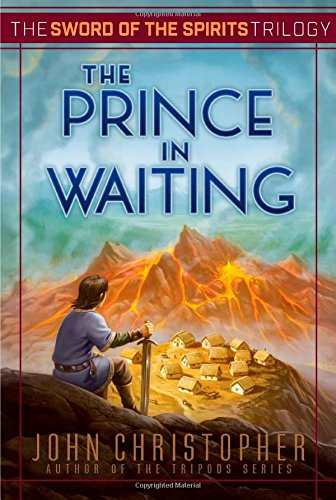 The Prince in Waiting, Volume 1 (Sword of the Spirits) from Aladdin Paperbacks