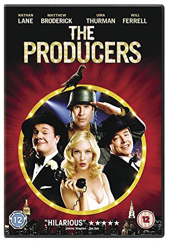 The Producers [DVD] from UCA