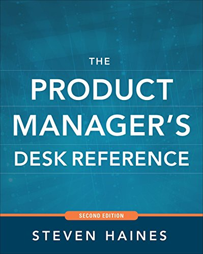 The Product Manager's Desk Reference 2E from McGraw-Hill Education
