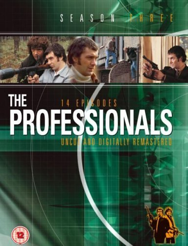 The Professionals: Series 3 [DVD] from Entertainment One