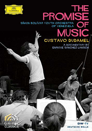 The Promise Of Music [DVD] [2008] from Deutsche Grammophon