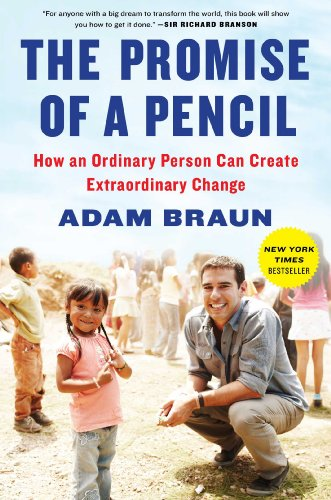 Promise of a Pencil: How an Ordinary Person Can Create Extraordinary Change from ATRIA BOOKS