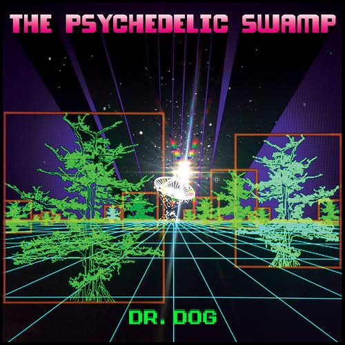 The Psychedelic Swamp (Limited Edition, Swamp Colored Vinyl, Includes Download Card) [VINYL] from EPITAPH