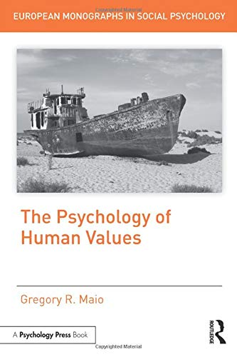 The Psychology of Human Values (European Monographs in Social Psychology) from Routledge