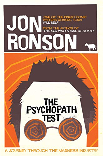 The Psychopath Test from Pan Macmillan